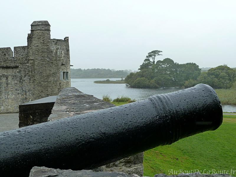 Ross Castle & Lough Leane