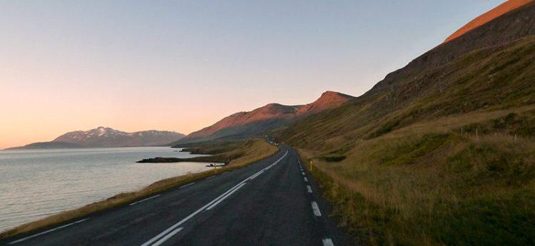 Route d'Akureyri