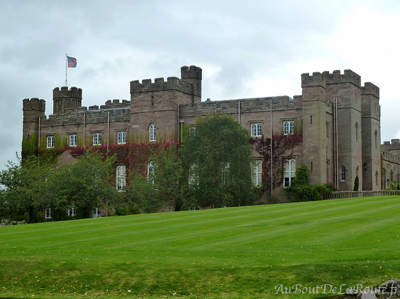 The Scone Palace