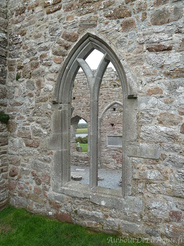 Fenetre gothique