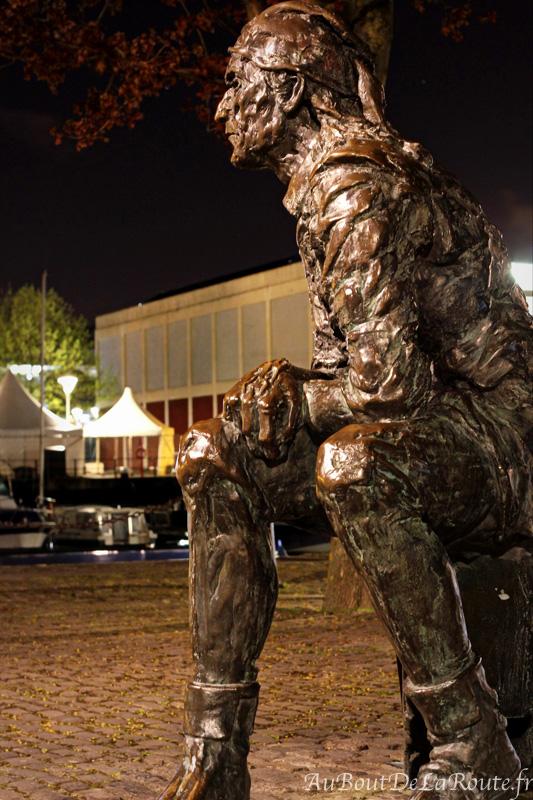 Statue de John Cabot