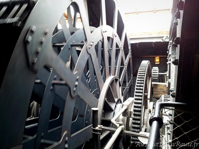 Reconstitution de la grande roue
