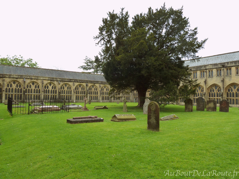 Cloitre cathedrale Wells