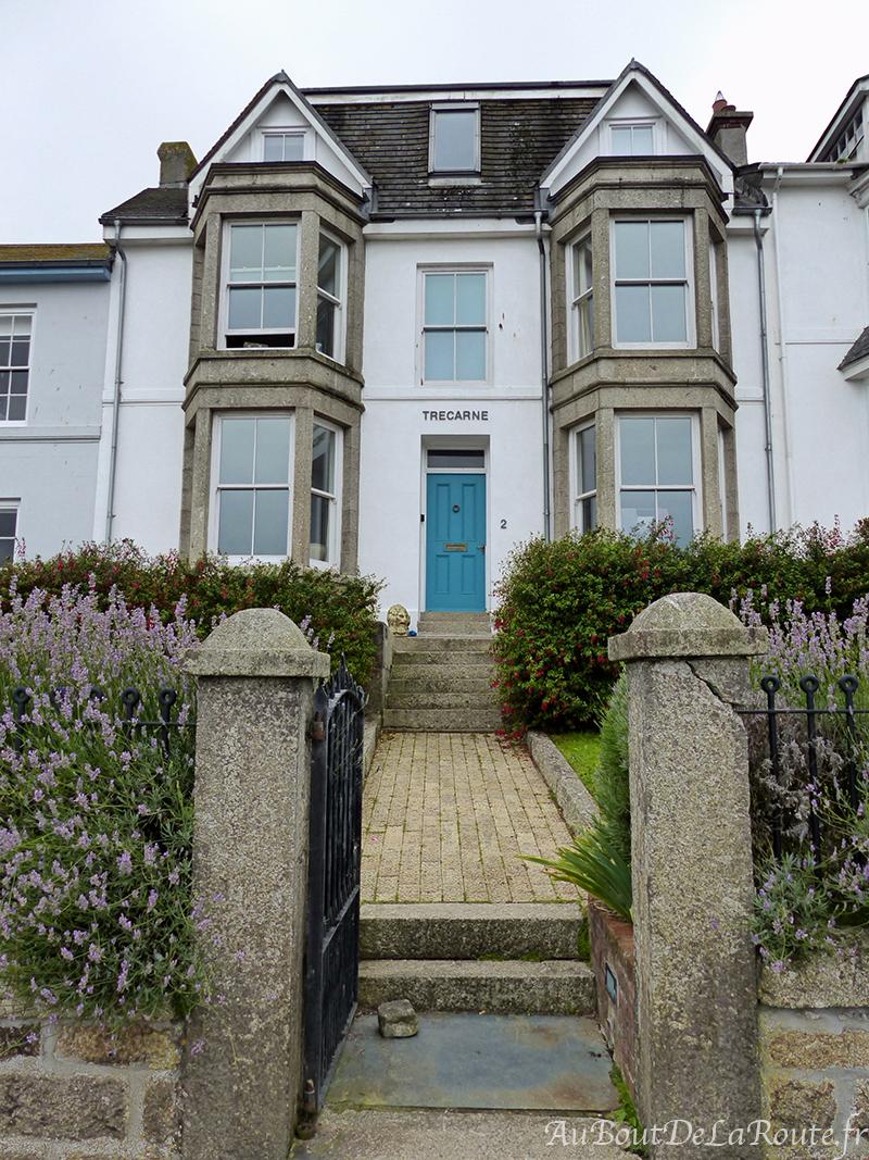 Maison sur les hauteurs de St Ives