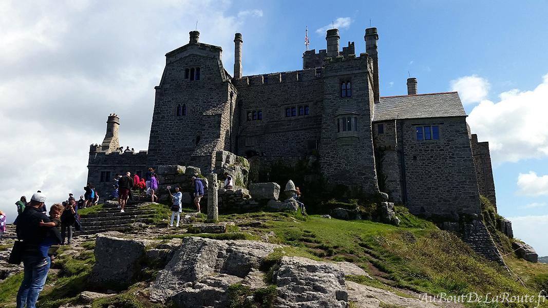 Chateau St Michael Mount