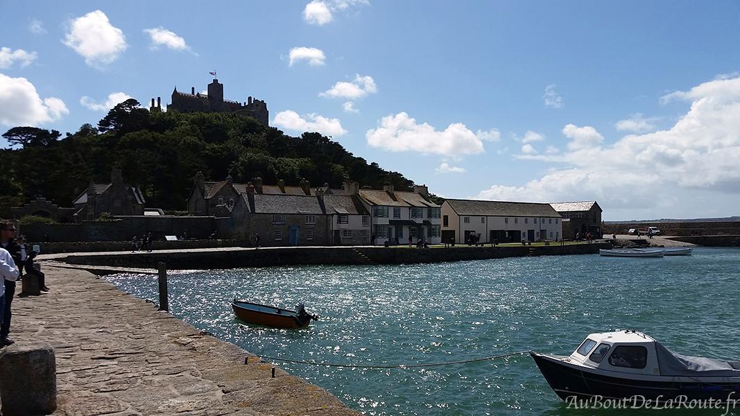 Port de St Michael's Mount
