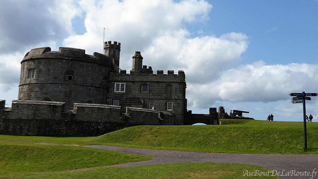 Pendennis Fortress