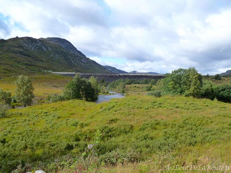 Barrage du Moriston