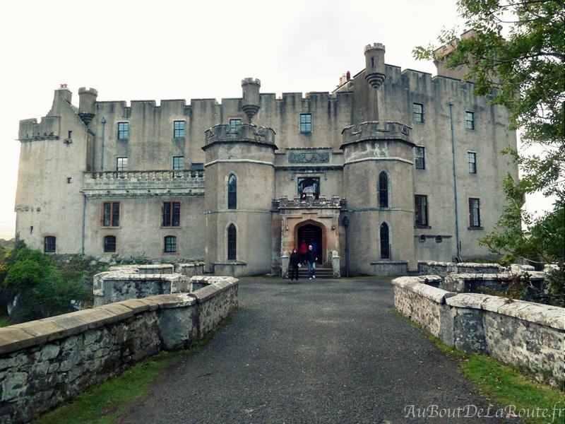Facade Est Dunvegan Castle