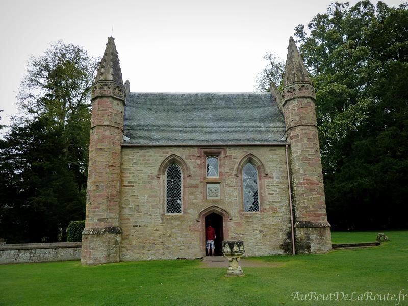 Chapelle sur Moot Hill