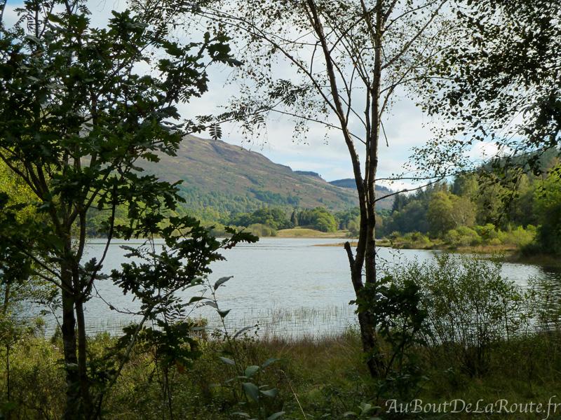 Rives du Loch Achray