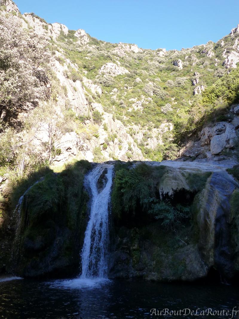 Cascade des Gorges du Termenet