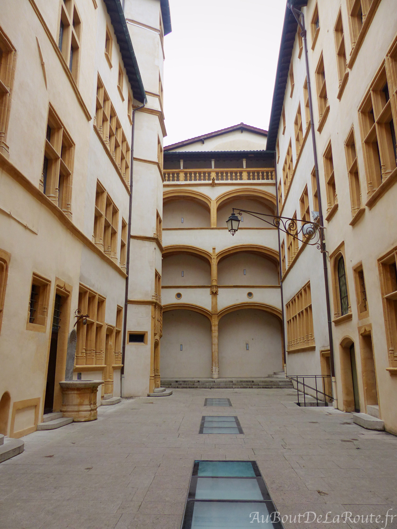 Cour Musee Gadagne