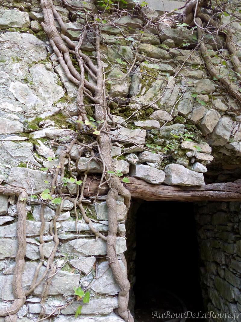 Ruines de Lafous
