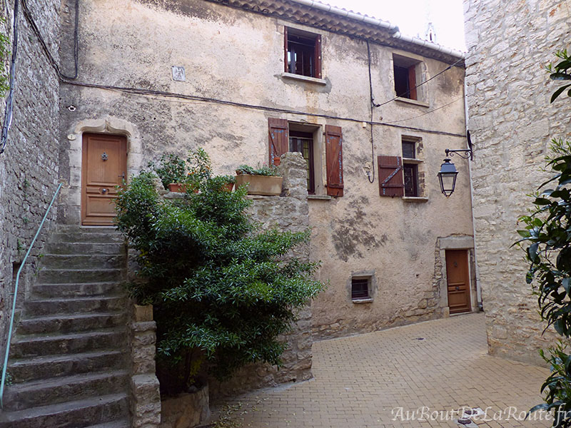 Ruelle Viols le Fort