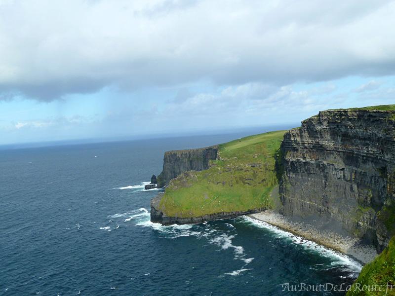 Cliffs of Moher vers Burren Way