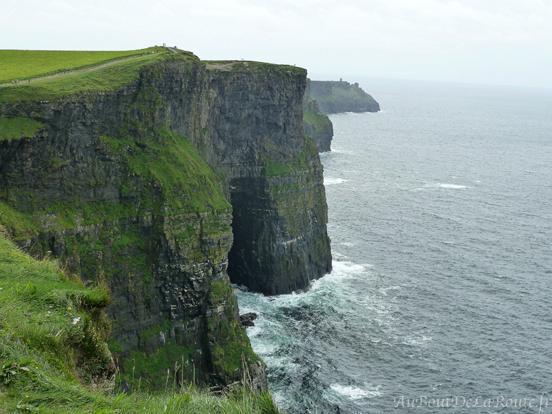 Cliffs of Moher vers Hags Head