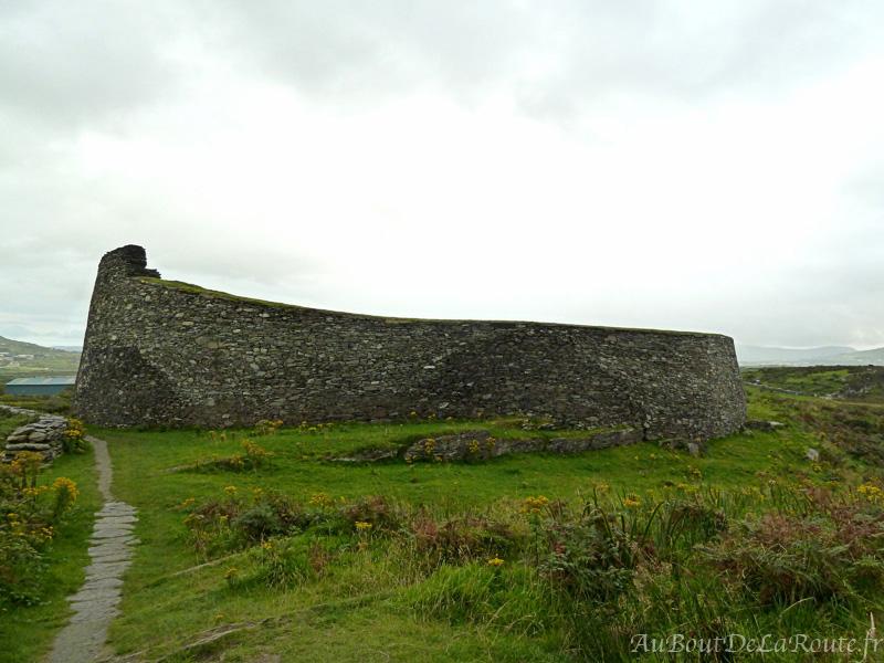 Cahergall Fort exterieur