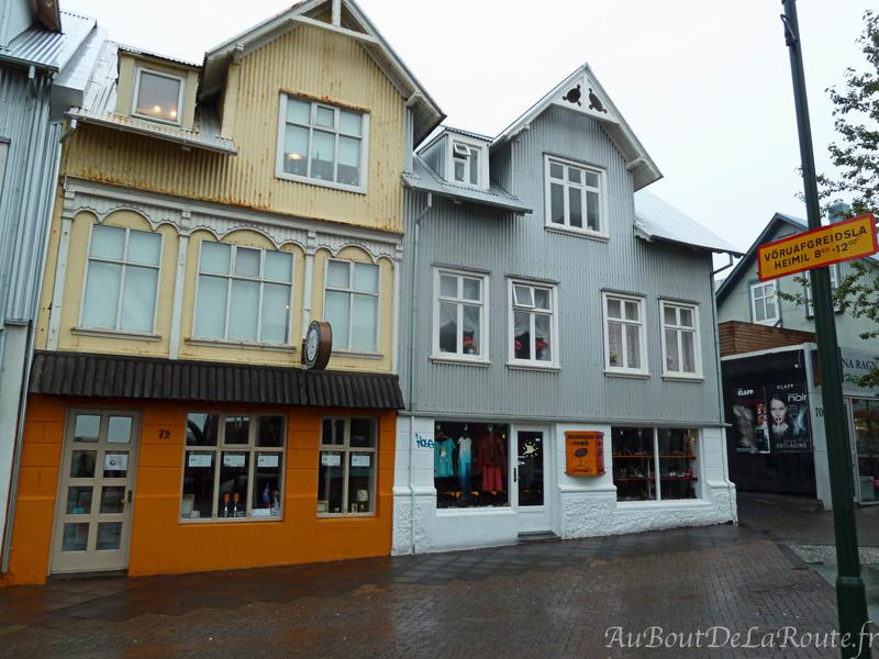 Rue Laugavegur