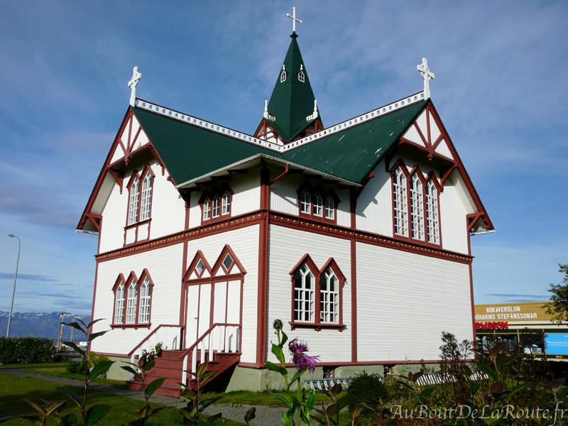 Eglise d Husavik