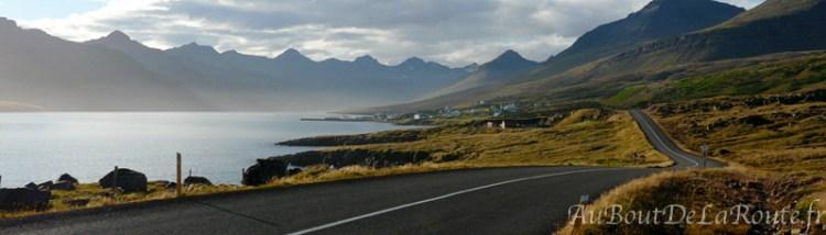Fjord Stöðvarfjörður