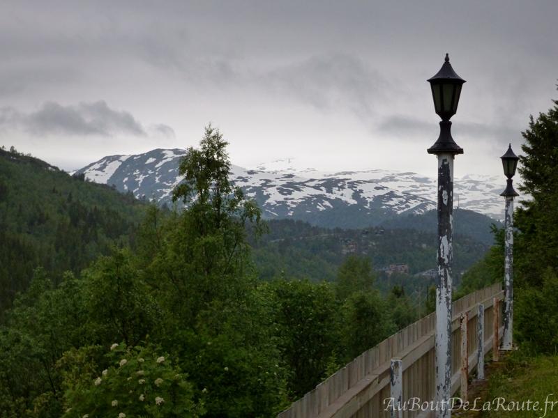 Depuis Seljestad Cottages