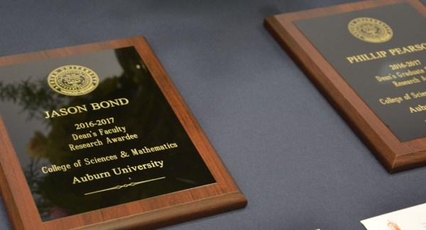Auburn University College Of Sciences And Mathematics