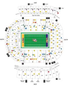 Bryant denny stadium seating chart also mississippi state football hobit fullring rh