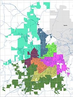 voting locations city of