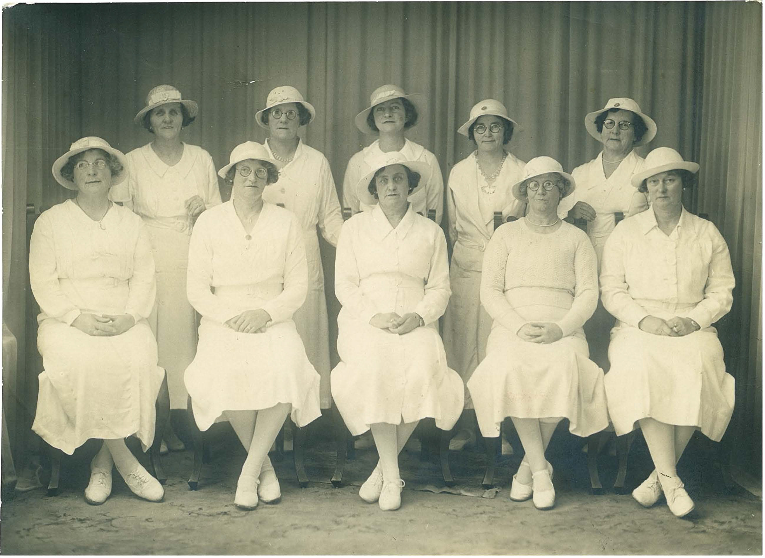 Auburn Bowlers from 1930