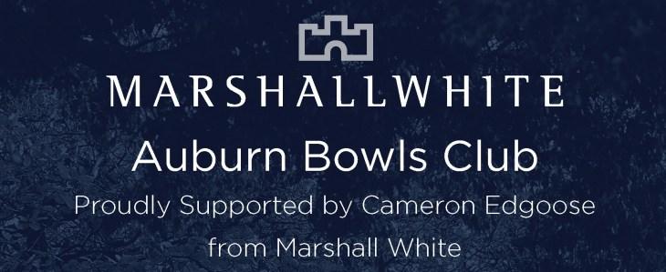 Cameron White of Marshall White