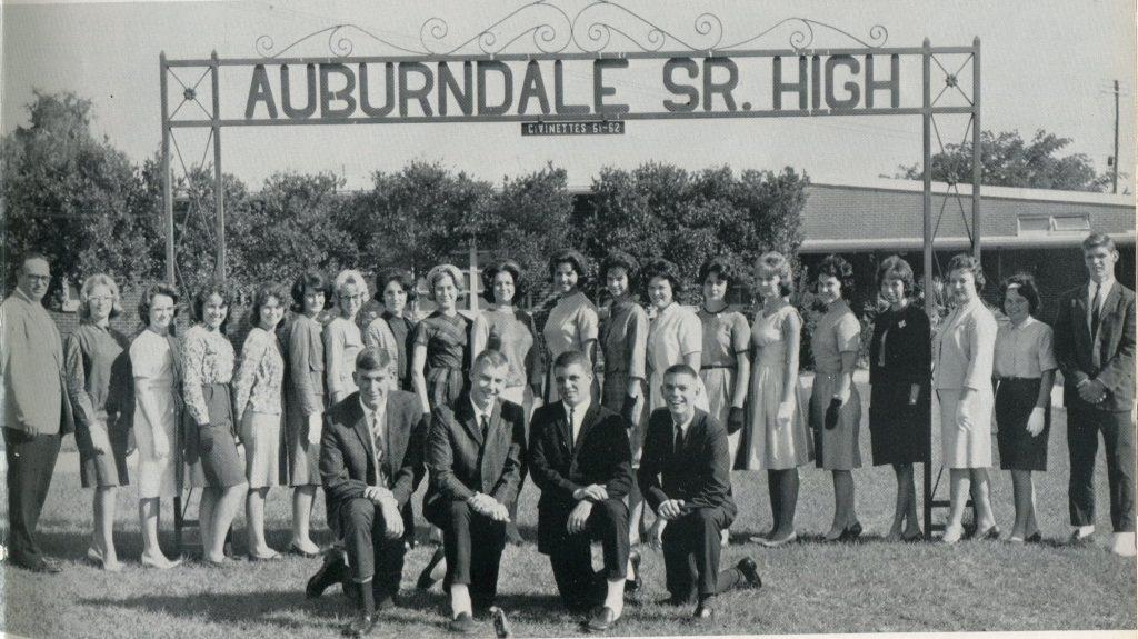 1965 AHS sign