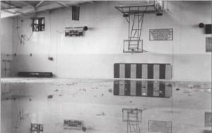 Gym after tornado