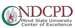 North Dakota Center for Persons with Disabilities Logo