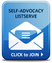 Small Allies in Self-Advocacy Listserve image for use on websites