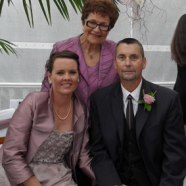 Arthur and Kim Jones Wedding