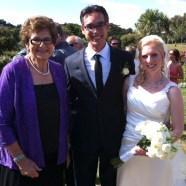 Ben and Tessa Simmons Wedding