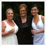 Kara and Lissy Manning's Testimonial for Auckland Celebrant