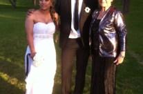 Frank and Gemma Halai's Wedding