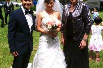 Koneko and Karen Souvannalak's Wedding
