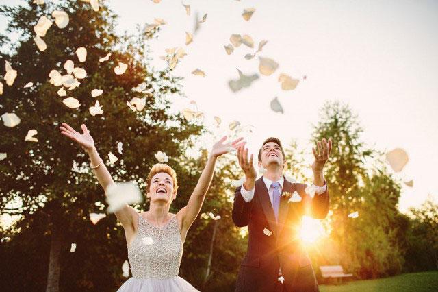 Elopement wedding ceremony with Auckland Celebrant
