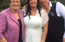 Justin and Anna Batten's Wedding