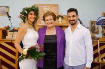 Marcio and Daiane Freitas' Wedding Ceremony