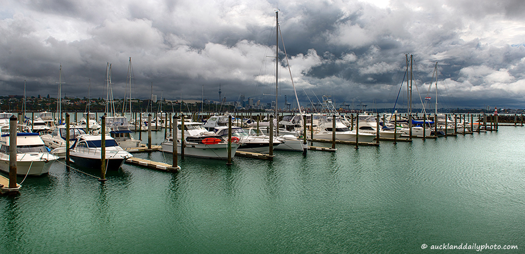 orakei marina – Auckland Daily Photo