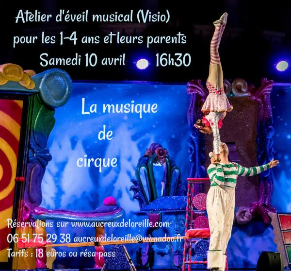 musique cirque avril 21