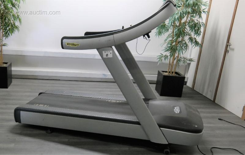 tapis de course technogym run excite 700