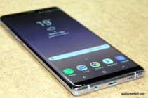 Samsung Galaxy Note8 front
