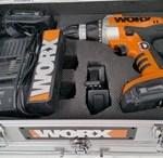 Worx 18 Volt Lithium Cordless Drill