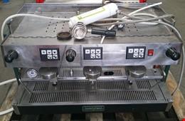 Diadema Three Group Head Coffee Machine