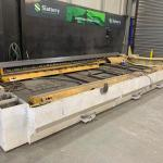 Wizard 2 Water Bed Plasma Cutting Unit